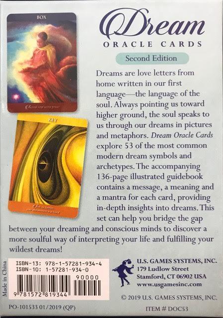 Dream Oracle Card Deck | Shasta Rainbow Angels