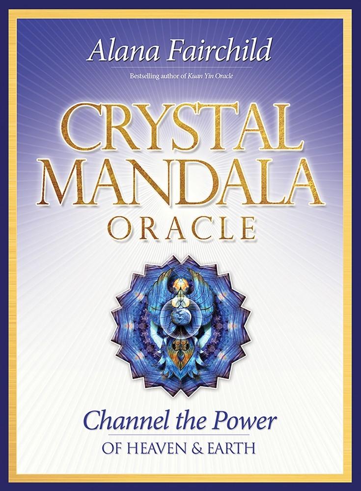 Crystal Mandala Oracle Card Deck | Shasta Rainbow Angels