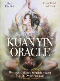 Kuan Yin Oracle Card Deck   Shasta Rainbow Angels
