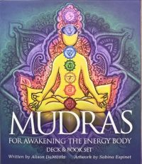 Mudras Oracle Card Deck | Shasta Rainbow Angels
