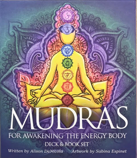 Mudras Oracle Card Deck | Shasta Rainbow Angels