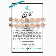 Share the Love St. Amos Love Bracelet Set | Shasta Rainbow Angels