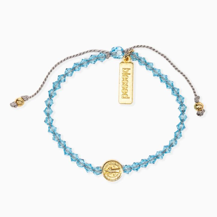 March Birthday Blessings Bracelet | Shasta Rainbow Angels