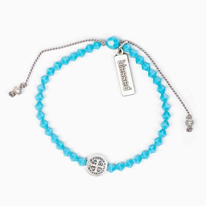 December Birthday Blessings Bracelet | Shasta Rainbow Angels