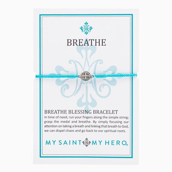 Turquoise Breathe Bracelet | Shasta Rainbow Angels