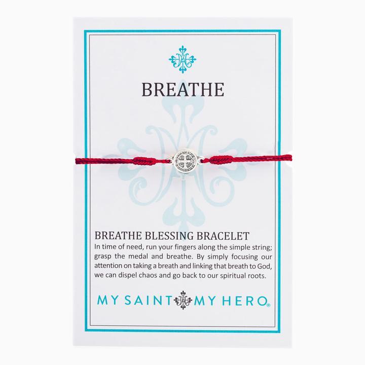 Merlot Breathe Bracelet | Shasta Rainbow Angels