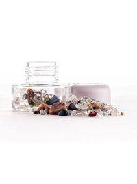 Changeable Crystal Jar 7 Chakras | Shasta Rainbow Angels