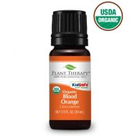 Blood Orange Organic Essential Oils | Shasta Rainbow Angels