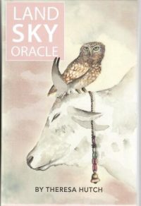 Land Sky Oracle by Theresa Hutch | Shasta Rainbow Angels