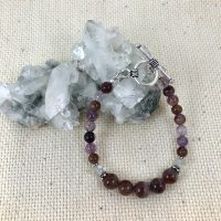 Herkimer Quartz 'Diamond'- Dreams, visions, purification, high frequencies. Chakras: Third Eye, Crown